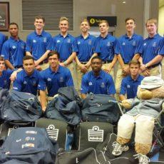 Grey High School Cricket Tour 2016