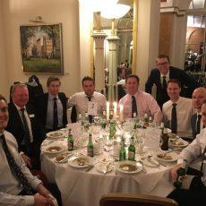 Old Grey Europe Dinner 2017