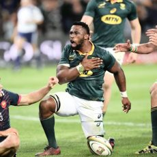Siya Kolisi to Captain Springboks
